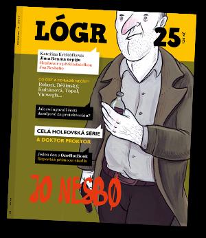 Obálka časopisu